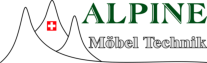 alpine möbel technik logo